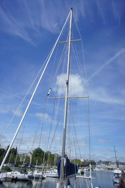 Atlantis 430 cc 2003 for Dujardin yachts