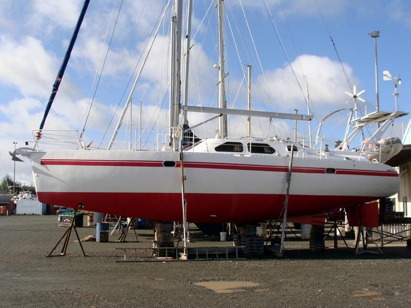 Atlantis 400 2001 for Dujardin yachts
