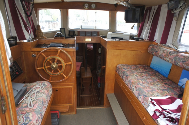 Diesel Engine For Sale >> FISHER 34-1993