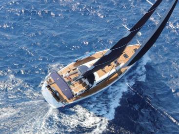 AYC Yachtbroker - GRAND SOLEIL 54 -