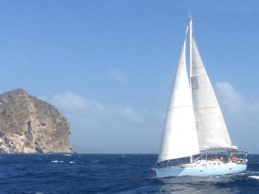 AYC - Randonneur 1200 - Under sails