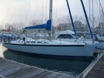 Patago 40 - At pontoon