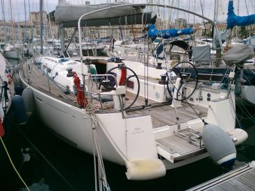 AYC - Dufour 45 E performance