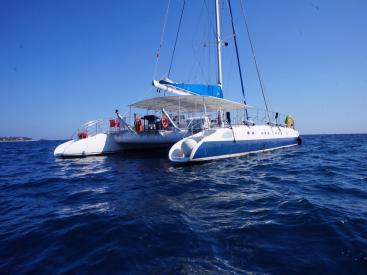 Ayc - Catamaran Tahiti 75