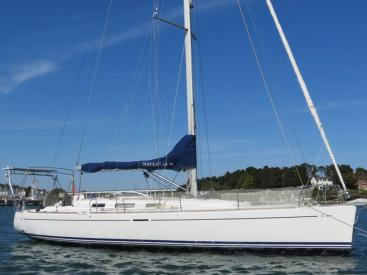 Dufour 44 Performance - Anchored