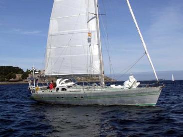 PATAGO 50 - Sailing