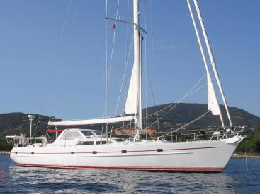 Nordia 65 - Anchored