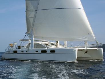 Catana 582 Caligo - Under sails