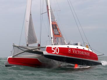 Novara 50 R - Under sails