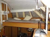 ALUMINIUM CUTTER 53' - Watch bed