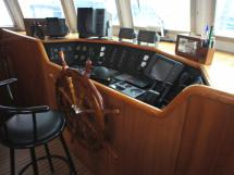 Interior wheelhouse