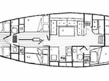 AYC ISLANDER 55 - Plans