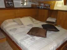 ALUMINIUM CUTTER 53' - Aft owner's cabin