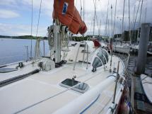 AYC Yachtbroker - Nemophys 50 - Mast step and roof