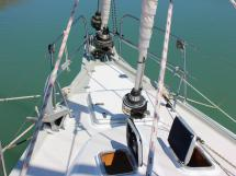 Foredeck and furlers