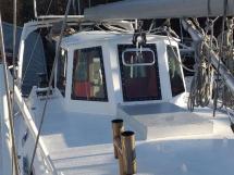 Meta JPB 47 - Aluminium deckhouse