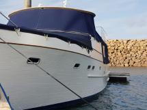 Grand Banks 46 Alaskan - At pontoon