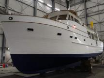 Grand Banks 46 Alaskan - 2012 new paint