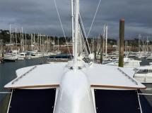 Grand Banks 46 Alaskan - Roof and radar mast