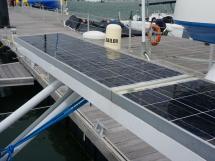 OVNI 395 - Solar panels
