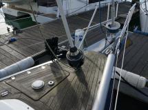 AYC Yachtbroker - JFA 45 Deck Saloon - Furlers