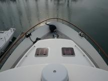 Searocco 1500 Trawler - From fly-bridge