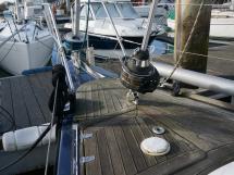 AYC Yachtbroker - JFA 45 Deck Saloon - Forward deck