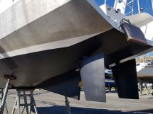Atlantis 370 - Rudders