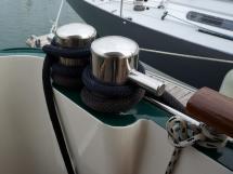 Searocco 1500 Trawler - mooring detail