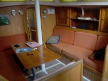 Petit Prince 125 - Starboard benchseat