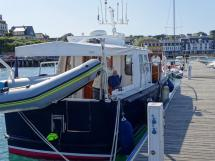 AYC Yachtbrokers - Trawler Meta King Atlantique - Tender