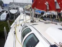 AYC Yachtbroker - Nemophys 50 - Forward deck