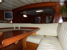 AYC Yachtbroker - Nemophys 50 - Saloon + forward bed