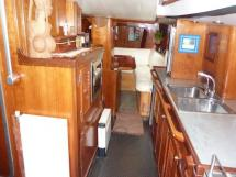 AYC Yachtbroker - Nemophys 50 - Galley