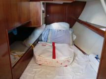 AYC Yachtbroker - JFA 45 Deck Saloon - Aft cabin