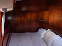 AYC Yachtbroker - JFA 45 Deck Saloon - Forward cabin