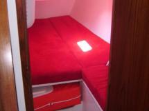 Aft larboard cabin