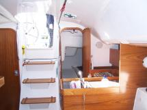 Companionway - Galley
