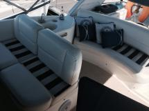 MERIDIAN 411 Sedan - Flying bridge benchseats