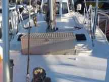 Meta JPB 47 - Forward deck