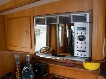 Searocco 1500 Trawler - Microwave / Grill oven