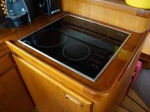Searocco 1500 Trawler - Induction cooker