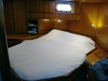Searocco 1500 Trawler - Central cabin