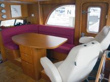 Searocco 1500 Trawler - Saloon