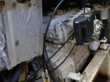 AYC Yachtbroker - JFA 45 Deck Saloon - Nanni Diesel 5280HE