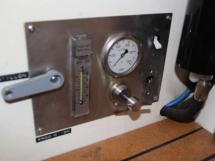 META JPB 35 - Watermaker Control Panel