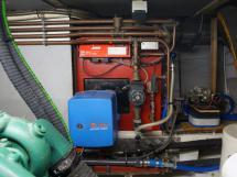 Searocco 1500 Trawler - Gasoil boiler