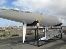 France Lab - Dry dock