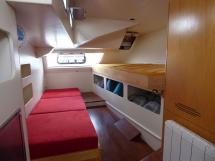 AYC - Azzuro 53 / Aft port cabin