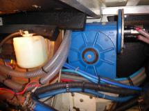 AYC - Azzuro 53 / Keel winch